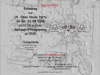 Titelbild des Albums: 14. Open House Party / Saisoneröffnungsparty am 22.04.2006